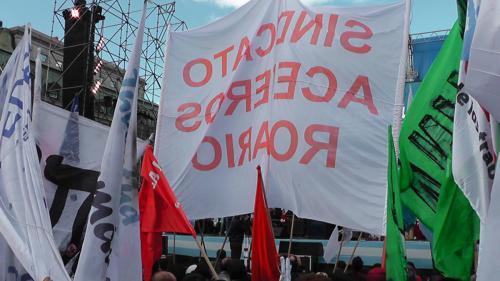 Movilizamos en el marco de la Marcha Federal