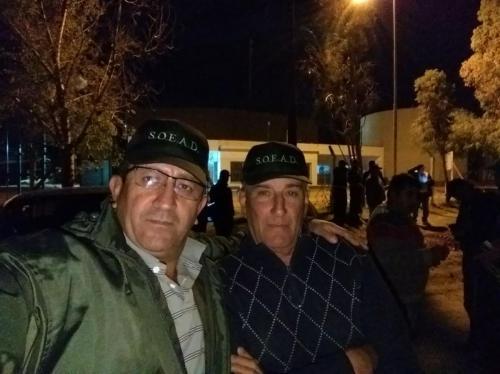 Compañeros de Villa Mercedes, San Luis.