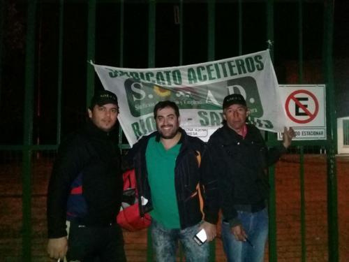 Compañeros de Diaser, San Luis.