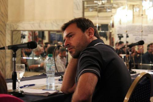 Diego Genoud.