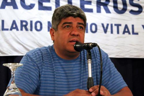 Panel: Rol del dirigente y actualidad del movimiento obrero. Habla Pablo Moyano, Secretario Gremial de la CGT y Sec. Gral. Adjunto del Sindicato de Camioneros CABA y provincia de Buenos Aires.